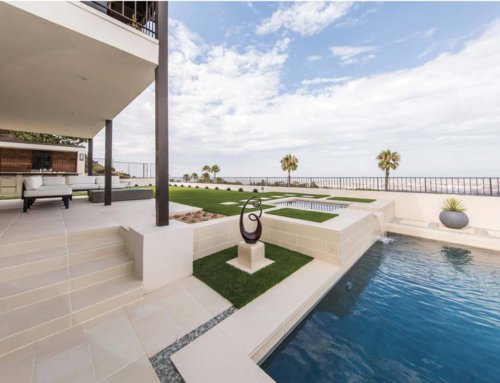 Luxurious PV Pool